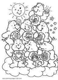 desenho ursinhos carinhoso colorear