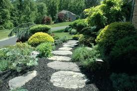 Ideas For Garden Walkways Cheap Pathway Ideas Fin Soundlab Club
