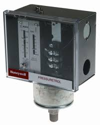 honeywell l91 series proportional pressuretrol controller