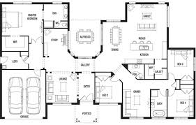 hillside floor plans house design hillside porter davis homes