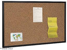 Pin Boards Cork Notice Boards Large