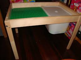 Hacker Table From Change Table To Two Level Play Table Ikea Hackers Ikea