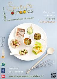 affiche atelier cuisine saveurs durables 2013 les candidatures sont ouvertes végébon