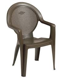 Plastic High Back Patio Chairs High Back Plastic Patio Chairs Furniture Wasatch Reclining High
