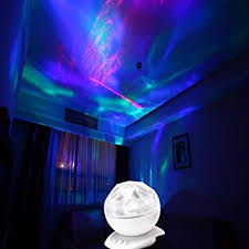 amazon com best1688 wave projector color changing led