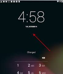 android lock screen notifications android lock screen widgets and notifications