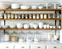 kitchen shelves ideas exposed kitchen shelves absolutely ideas wood kitchen shelves