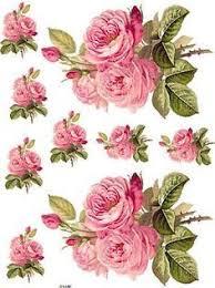 imagenes de rosas vintage transfers rosas vintage buscar con google transfers pinterest