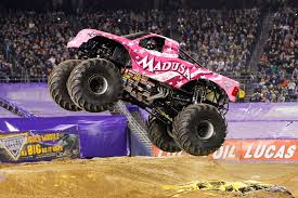 monster truck show ontario 2015 maple leaf monster jam tour firstontario centre april 25