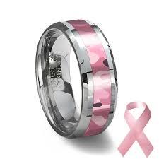 camo wedding ring tungsten carbide ring pink camouflage camouflage wedding ring