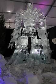 amazing ice sculptures bellisima