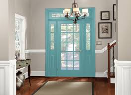 this is the project i created on behr com door is bali bliss