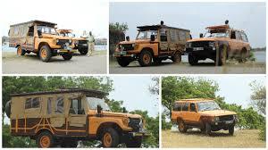safari land cruiser toyota land cruiser kaa114s hj60 build 1987 lofty tours
