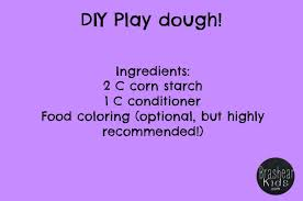 the brashear kids diy play dough
