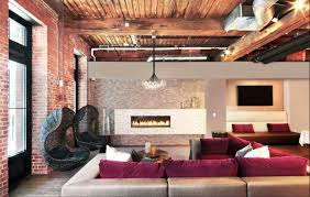 modera lofts re imagined rustic chic residences in jersey city u0027s
