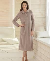 robe de chambre femme la redoute robe de chambre femme en polaire simple awesome robe de chambre