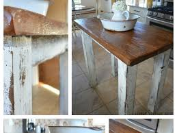 natural wood kitchen island kitchen island 62 comfortable rustic kitchen decor with l