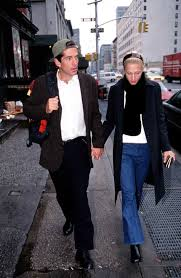 carolyn bessette carolyn bessette and the return of flared denim in jackie s shoes
