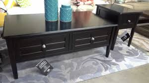Ashley Furniture Coffee Table Ashley Furniture Henning Table Collection T479 Review Youtube