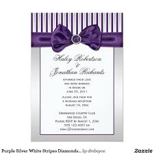 wedding invitations red and silver 28 purple wedding invitation samples vizio wedding