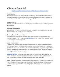 frankenstein student resource simplebooklet com