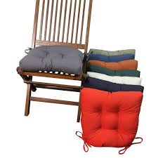 Patio Furniture Chair Cushions 26 Best Dining Chair Cushions With Ties Images On Pinterest