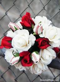 baseball themed wedding kasie and clint s baseball themed wedding sports roses your