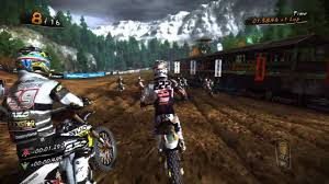 youtube motocross racing videos mud demo gameplay walkthrough xbox 360 ps3 youtube