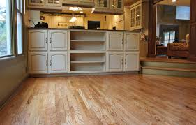 How To Restain Oak Kitchen Cabinets by What Color Hardwood Floor With Oak Cabinets Titandish Decoration