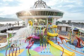 dream designs web exclusive splashaway bay on royal caribbean u0027s