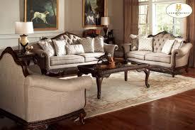 homelegance bonaventure park 3 piece living room collection las