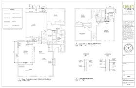 modern interior layout come with 2 cars garage home idea and