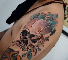 ak47 tattoo dorian serpa 2017 ak47 tattoo nicaragua facebook