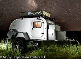 Teardrop Camper With Bathroom 5 Off Road Camping Trailer Options