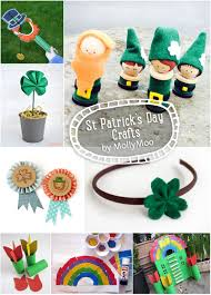 mollymoocrafts st patrick u0027s day crafts by mollymoo