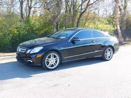 used mercedes 2011 used mercedes benz e class 2dr coupe e 550 rwd at toyota of