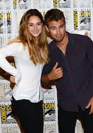 biography theo james shailene woodley and theo james photos photos divergent and