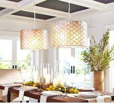Dining Room Drum Chandelier Drum Shades For Pendant Lights Best Drum Pendant Lights Ideas On