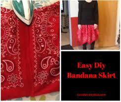 diy bandana skirt u2013 turn this into that