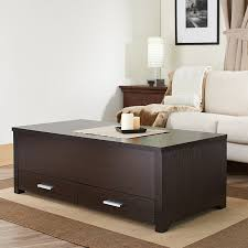 coffee table awesome square glass coffee table chest coffee