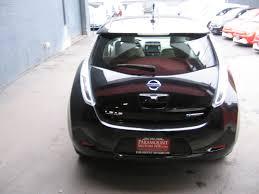 nissan leaf lease seattle paramount motors nw 2013 nissan leaf sv premium qc