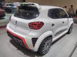 renault concept renault kwid extreme concept showcased at giias 2017