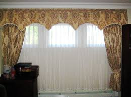 Valance And Curtains B0031 U2013 Sheer Curtain And Valance