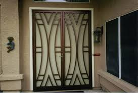 security doors in landmark iron design