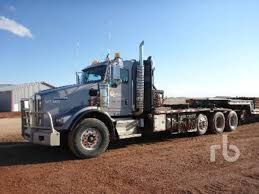 buy kenworth t800 kenworth t800 winch oil field trucks for sale used trucks on