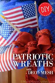 mardi gras outlet deco mesh 162 best patriotic white blue images on 12th
