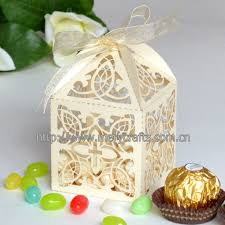 communion favors wholesale hot sale candy box communion gift boxes holy communion