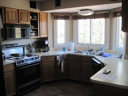 Modernizing Oak Kitchen Cabinets by Updating Kitchen Cabinets With Moulding Kitchen Decoration