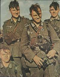 german officer haircut hair oiled liners vs treated one wehrmacht awards com militaria forums