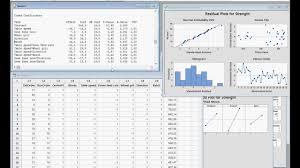 design of experiments minitab design of experiments doe full factorial design part 2